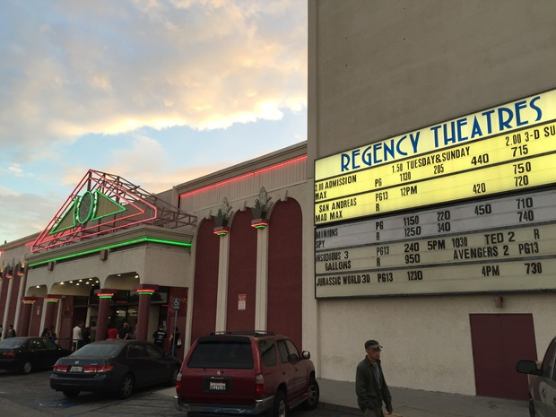 Regency Theaters Valley Plaza in North Hollywood, CA 91606