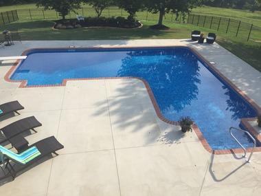 Aqua Blue Pools Spas