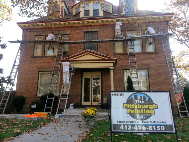 The Pittsburgh Painting Co In Duquesne PA Citysearch - The pittsburgh painting co