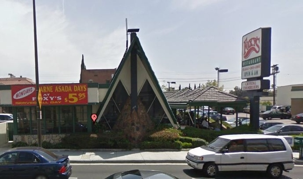 Foxy S Restaurant In Glendale Ca 91204 Citysearch