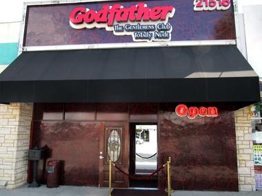 Godfather The Gentlemens Club