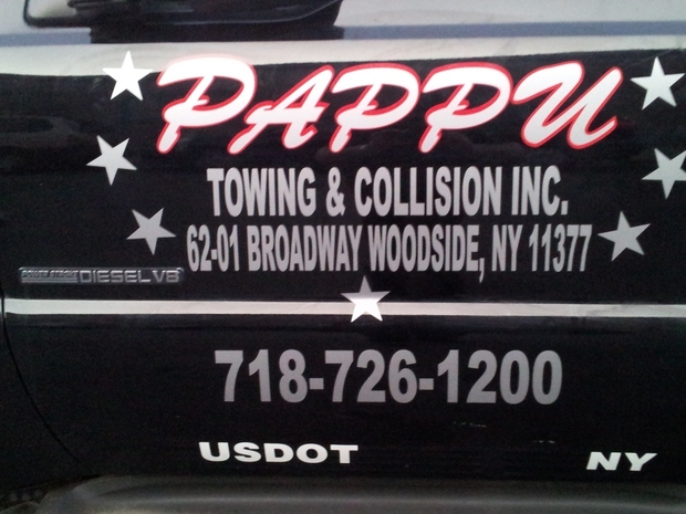 Pappu Towing INC In Woodside NY 11377
