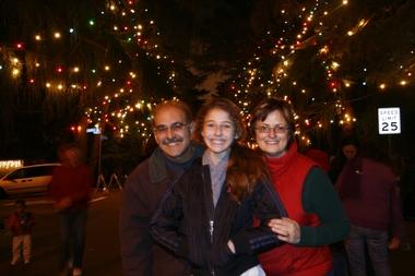 christmas tree lane route
