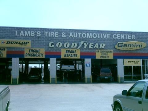 Lambs Tire Automotive Repair Centers Corporate Headquarters In
