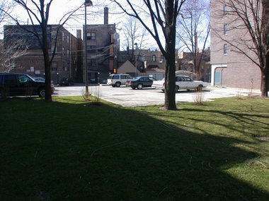 Site Of The St Valentine S Day Massacre In Chicago Il 60614