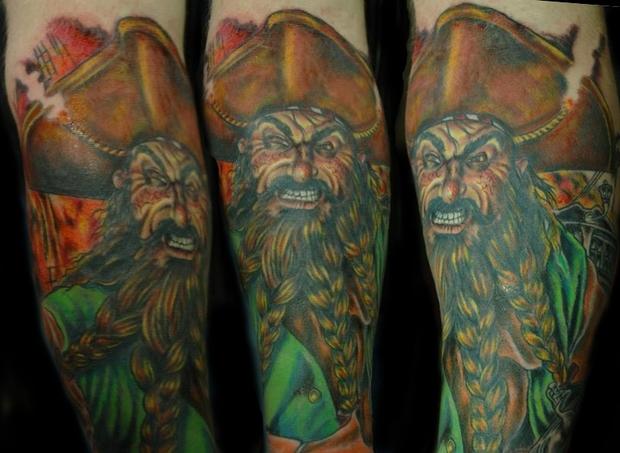 A Fukien Good Tattoo