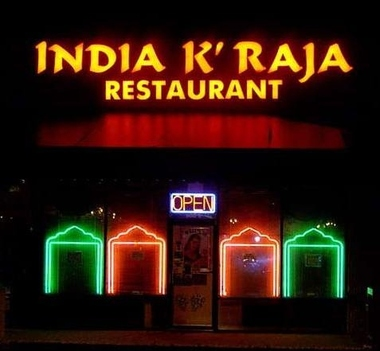 India K Raja Restaurant In Richmond Va 23294 Citysearch