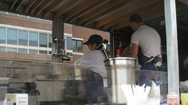 Clover Food Truck Cambridge Ma