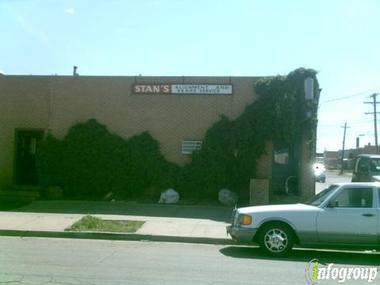 Stan S Alignment Brake Services