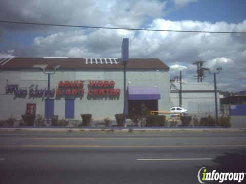 Romantix San Fernando Road