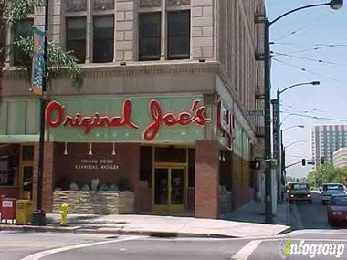 Original Joe S Italian Restaurant
