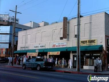L A 99 Cent Fabric Store