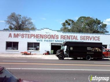 Mc Stephensons Rental Svc Inc In Jacksonville Fl 32210