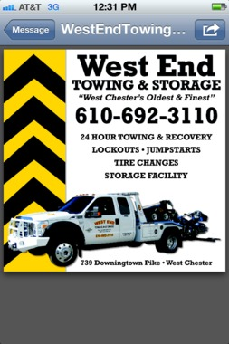 Bon West End Towing Nu0027 Storage