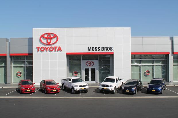 Moss Bros Toyota Scion In Moreno Valley Ca 92555 Citysearch