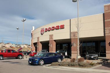 Colorado Springs Dodge >> Colorado Springs Dodge In Colorado Springs Co 80923 Citysearch