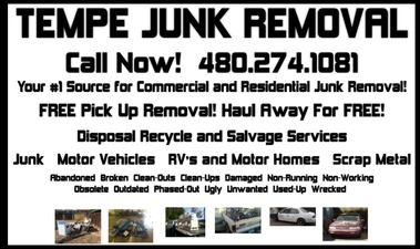 Who Gives A Scrap Metal Recycling in Tempe, AZ 85281